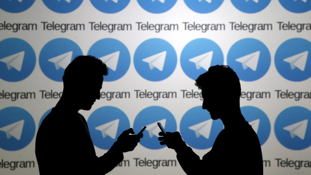 Telegram WhatsApp ataque DDoS China