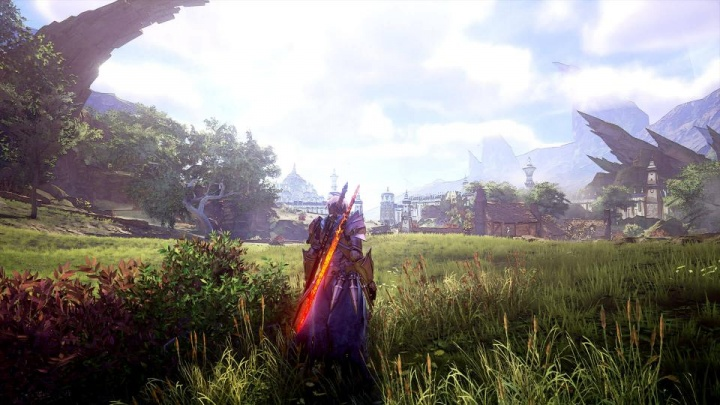 Tales of Arise novo RPG da Namco revelado, para PS4, Xbox One e PC