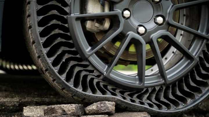 pneu Michelin General Motors Uptis ar