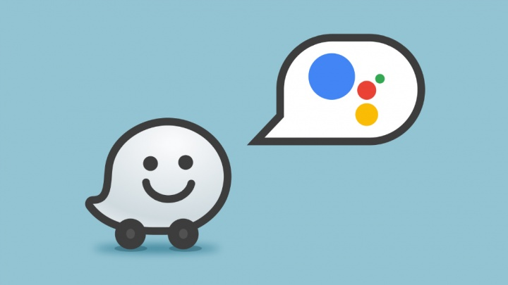 Google Maps Android Waze app Google Assistant