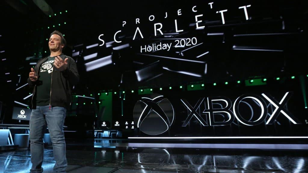 Microsoft Xbox Project Scarlet E3 2019 jogos