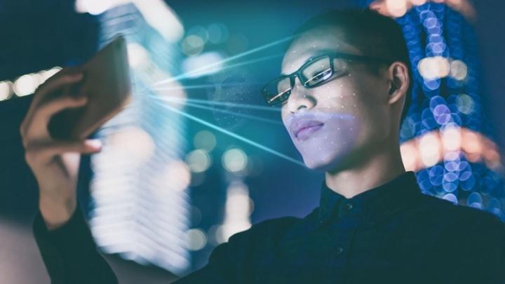 Android Q reconhecimento facial Google smartphones segurança
