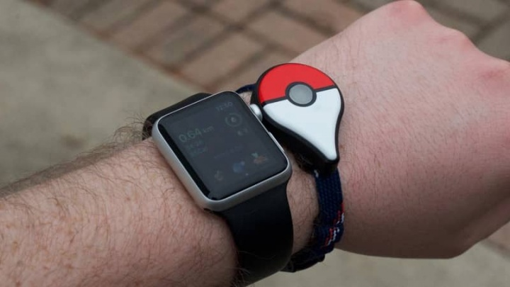 Niantic Pokémon Go Apple Watch