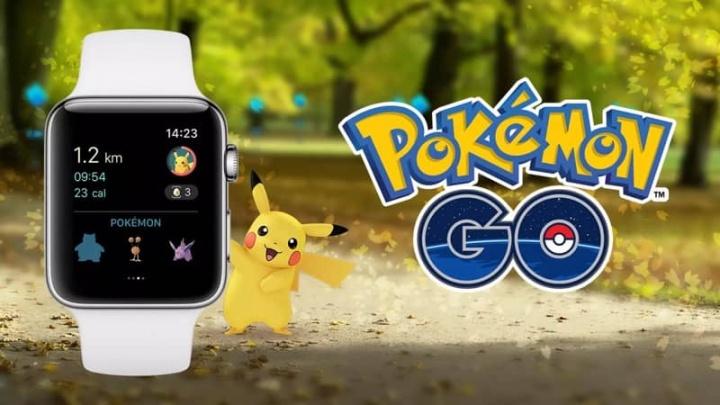 Niantic Pokémon Go Apple Watch