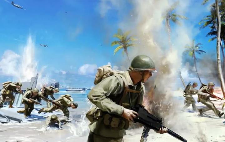 Confrontos no Pacífico vão chegar ao Battlefield V