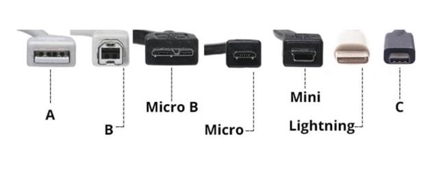 Smartphones: Conheça os principais tipos de cabos