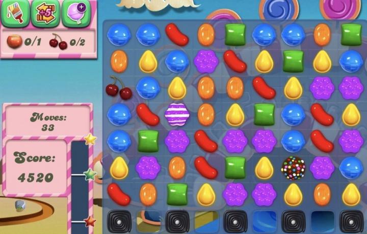 Incrível: Candy Crush Saga é um vício à escala mundial
