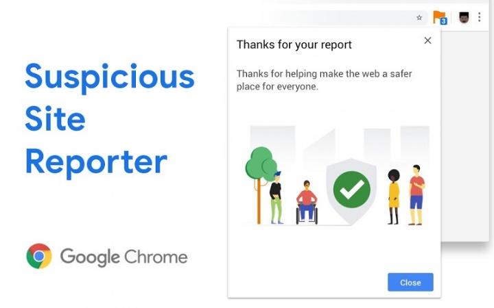 Internet Google Chrome utilizadores proteger