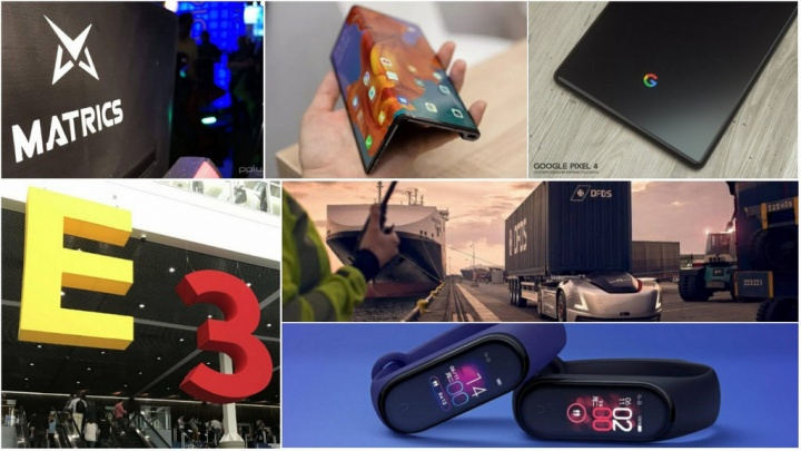 E os destaques tecnológicos da semana que passou foram... - E3, Xiaomi Mi Band 4, gaming, Google Pixel 4