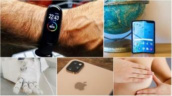 Destaques tecnológicos: conflito da Huawei, de algumas novidades no campo da ciência, unboxing à nova Xiaomi Mi Band 4 e muito mais
