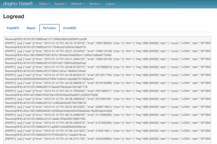 Como registar um gateway Lora na plataforma The Things Network (2)