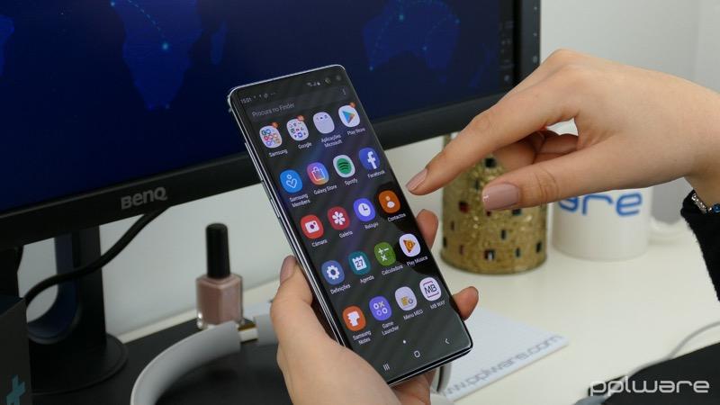 Galaxy S10 iPhone smartphone desvalorização