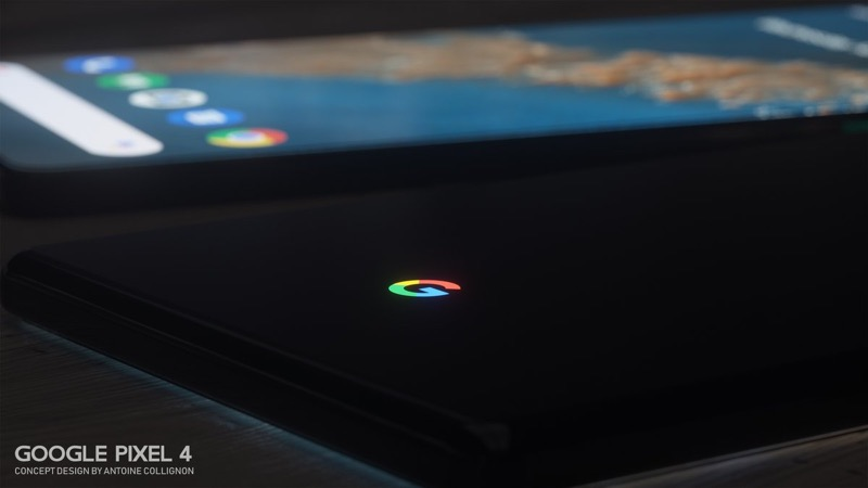 Pixel 4 Google Android smartphone imagens
