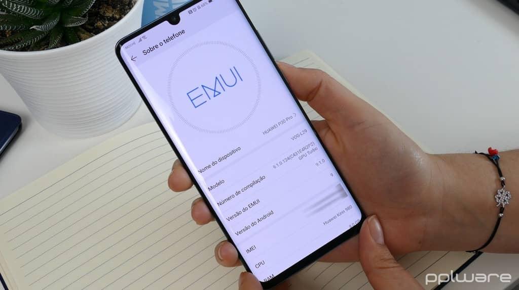 Huawei confirmou que vai atualizar 17 smartphones para o