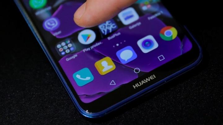 Huawei smartphones Foxconn EUA produção
