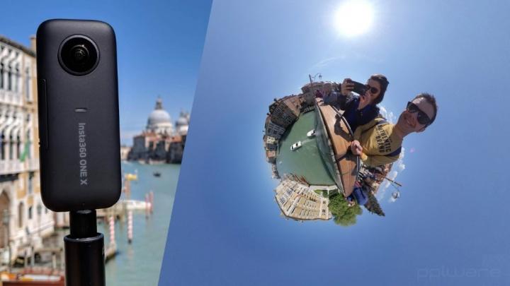 Análise: Insta360 One X, uma câmara 360° capaz de mais do que imagina