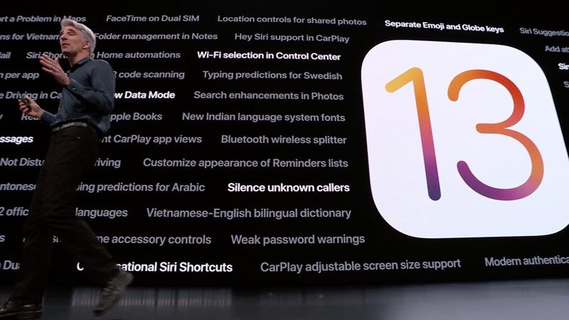 iOS 13 Apple aplicações iPhone remover