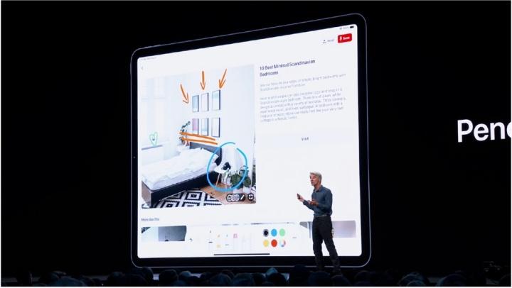 Apple, iPad, iPadOS, WWDC19