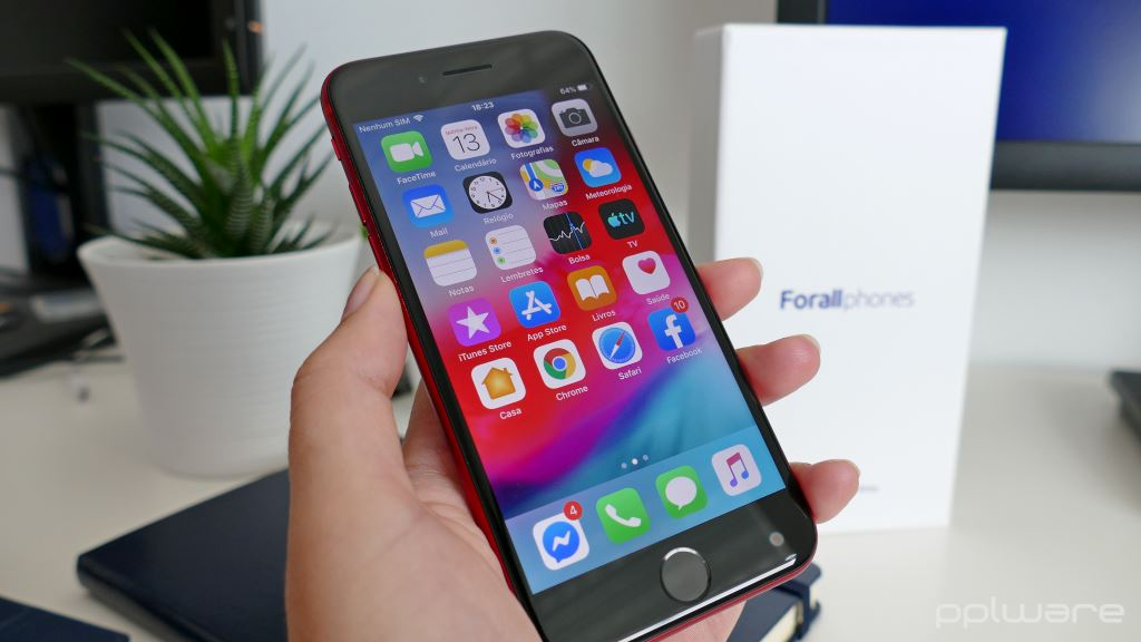 c6058e1dd1b iPhone 8 em 2019 - Ainda vale a pena? E se for recondicionado?