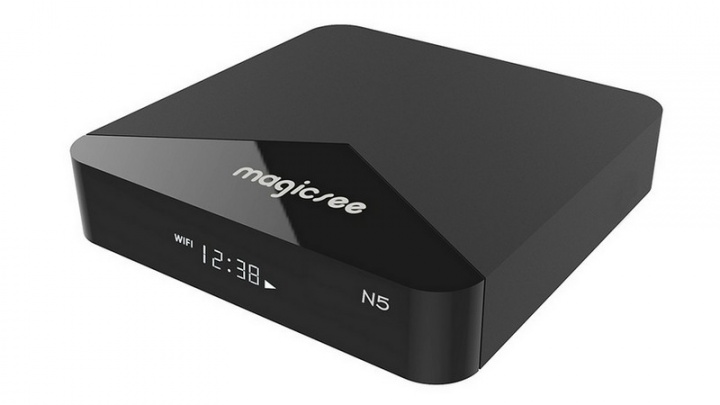 Magicsee TV Box Android: duas opções com Amlogic para mudar a forma como vê TV