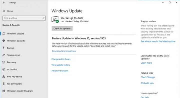 Windows 10 Microsoft atualização maio novidades