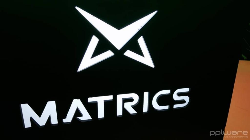 MATRICS gamers acessórios jogos portuguesa