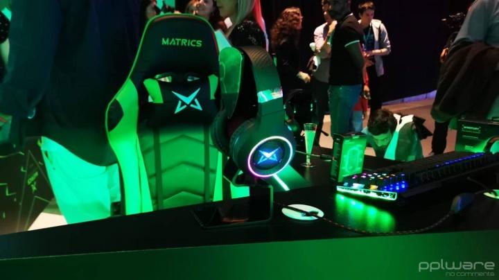 MATRICS Gamer Accessories Games Portuguese