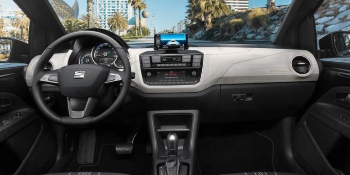 Seat Mii Electric: Carro 100% elétrico que pode chegar aos 130 km/h