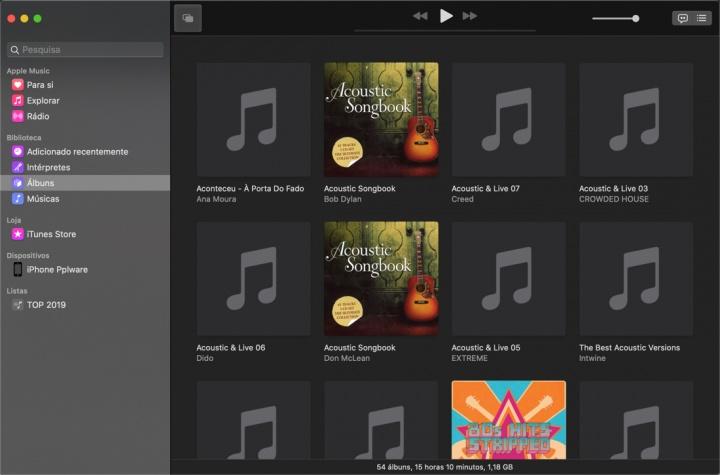 Sem iTunes, como sincronizar o iPhone com o macOS Catalina?