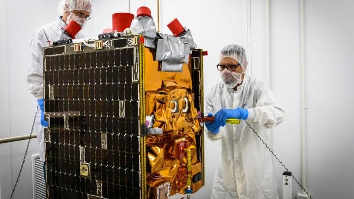 Imagem tecnologia NASA com novo combustível verde