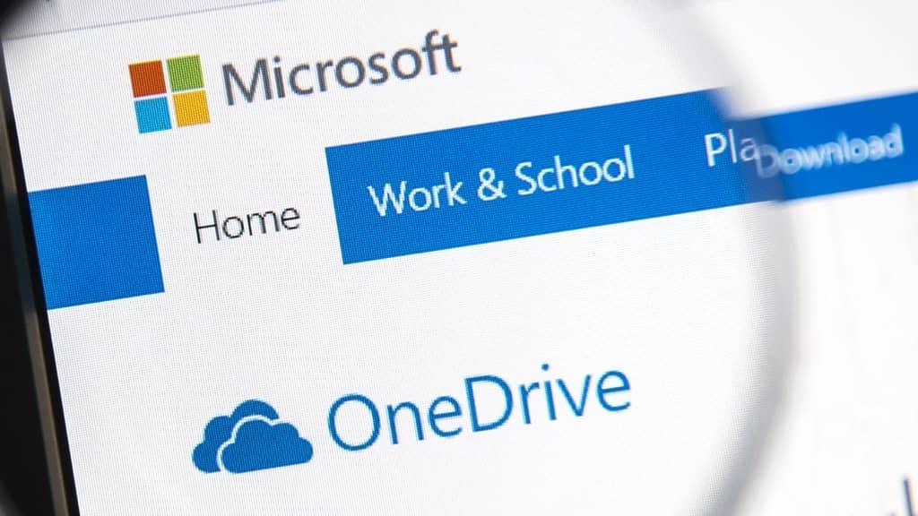OneDrive Personal Vault Cloud Microsoft segurança