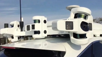 Imagem Project Titan da Apple para o carro autónomo e elétrico