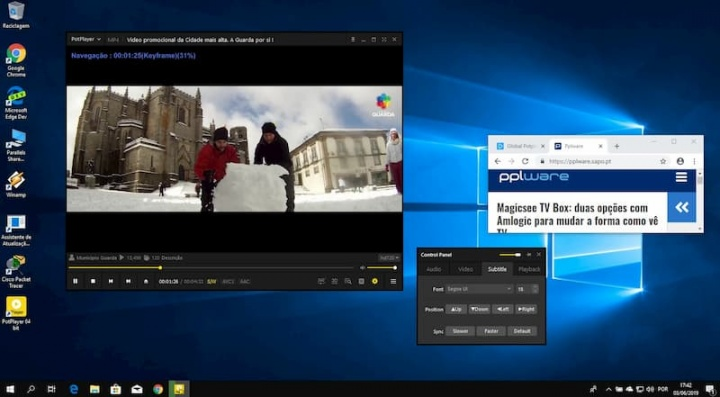 PotPlayer: Vai ficar rendido a este player para o Windows 10