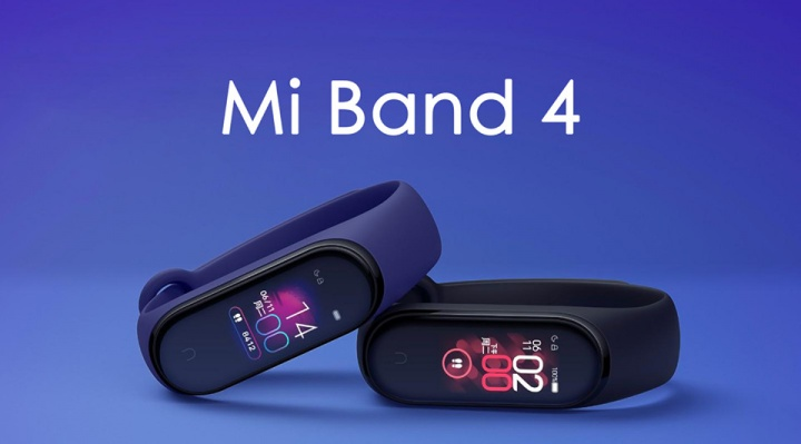 É oficial! Chegou a Xiaomi Mi Band 4