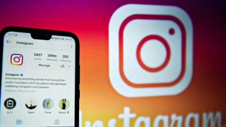 Instagram Facebook rede social filtros
