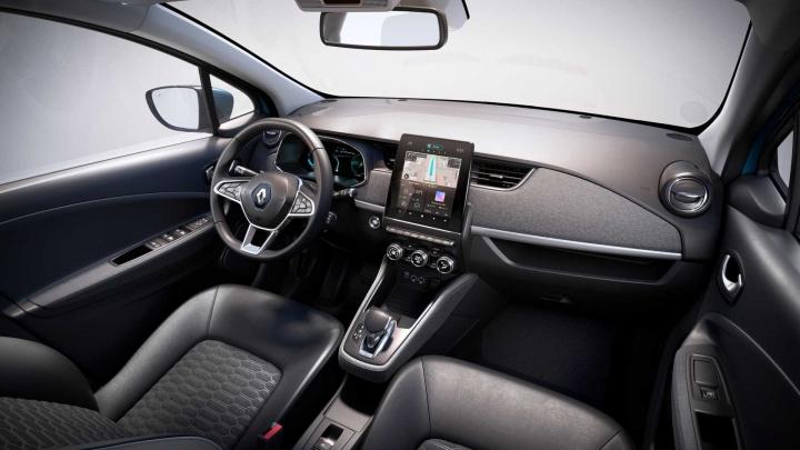 Novo Renault Zoe chega com super autonomia de 390 km
