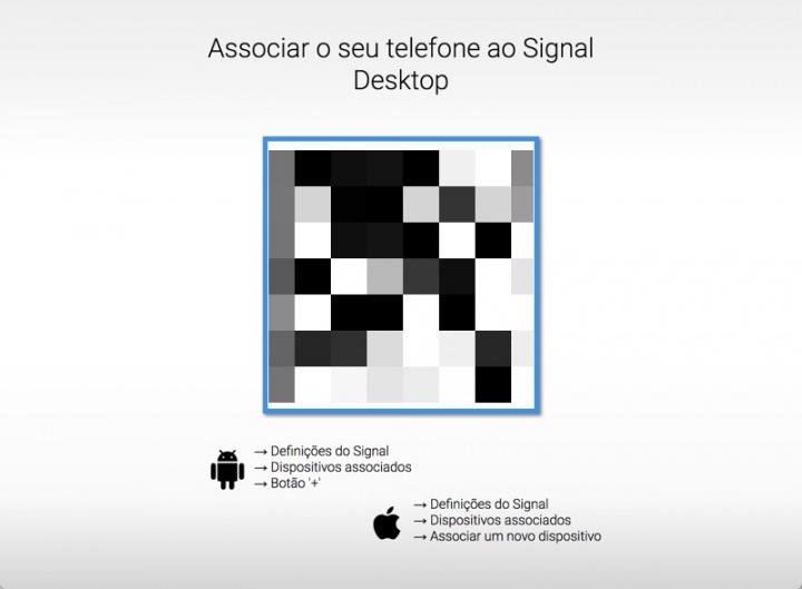 Aprenda a usar o Signal no Desktop para troca segura de mensagens