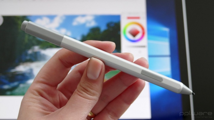 Microsoft Surface Pen ecrã interfaces caneta
