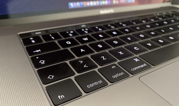 Imagem teclado macOS com teclas que pode parametrizar igual ao Windows