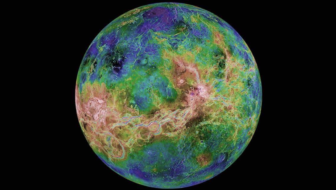 10f54c29 NASA descobre indícios de vida em Vénus tal como na Terra