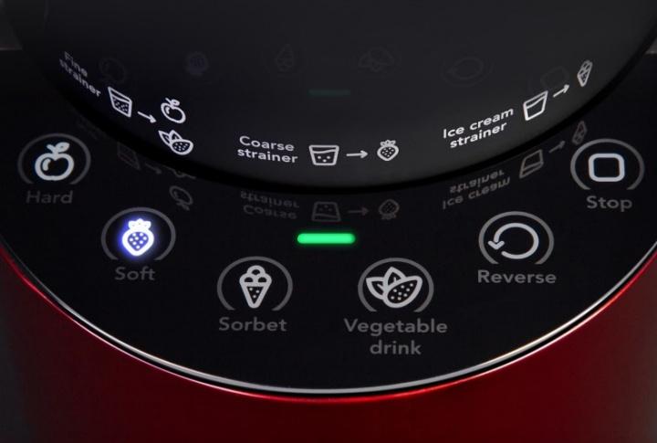 Vitajuice - A super Máquina de Sumos Slow Juicer da Prozis