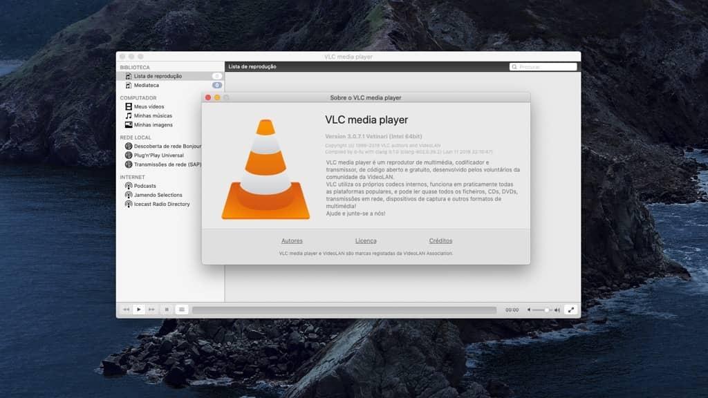 VLC falha segurança atualizar multimedia