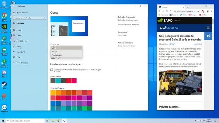 """Windows 10: Saiba já como ativar o novo """"tema claro"""""""