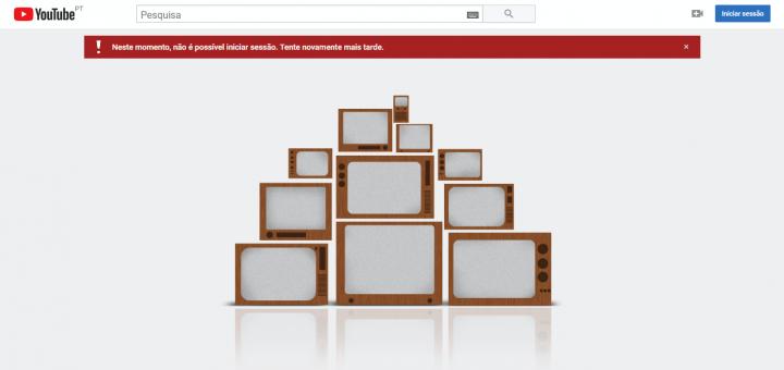 Serviços da Google estão doidos? São vários os que estão intermitentes