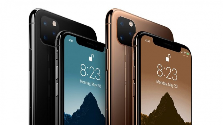 Apple iPhone 11 smartphones iOS Pro