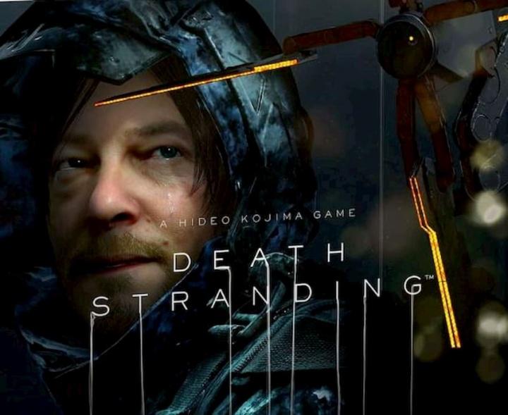 Hideo Kojima apresenta capa do jogo Death Stranding, para PS4