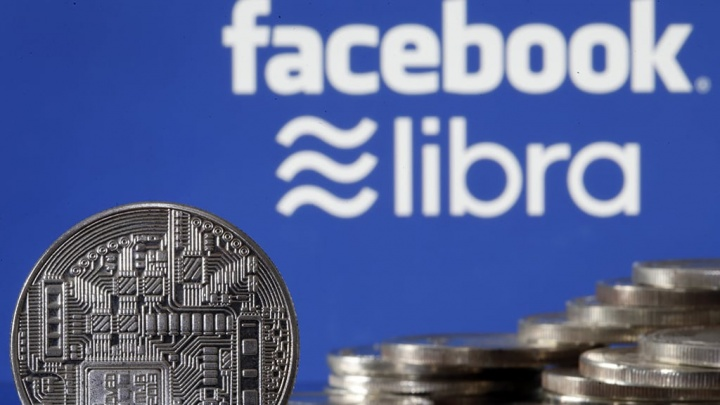 Facebook Libra moeda digital criptomoeda