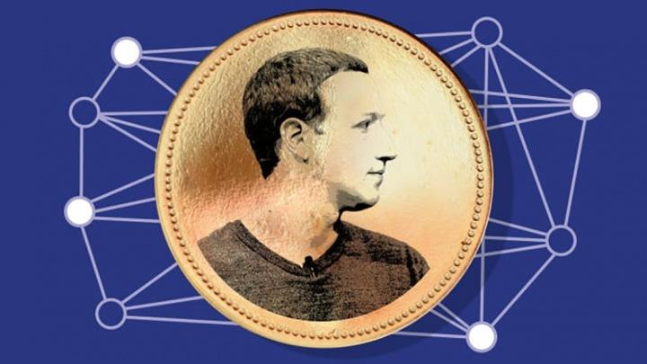 Facebook Libra rede social criptomoeda