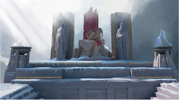 Gods & Monsters, a queda dos Deuses do Olimpo - jogo para PS4, Xbox One, Nintendo Switch, Stadia e PC