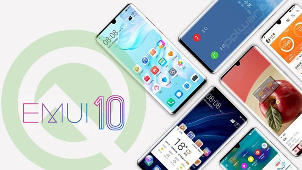 Huawei Android Q HongMengOS EMUI 10